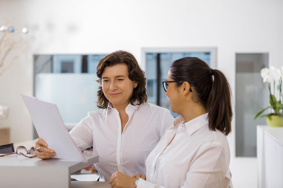Hausarzt Köln Innenstadt - Dr. Lucia Bachner - das Ärzteteam der Praxis