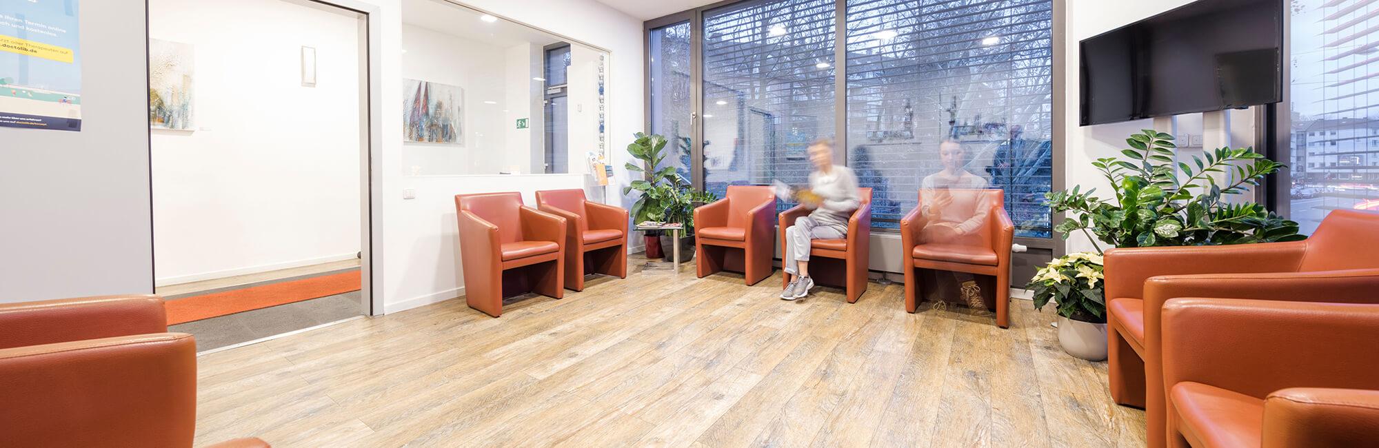 Hausarzt Köln Innenstadt - Dr. Lucia Bachner - Praxis
