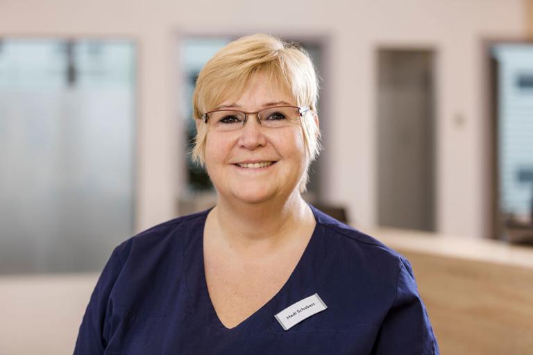 Hausarzt Köln Innenstadt - Dr. Lucia Bachner - Team - Hedwig Schubert
