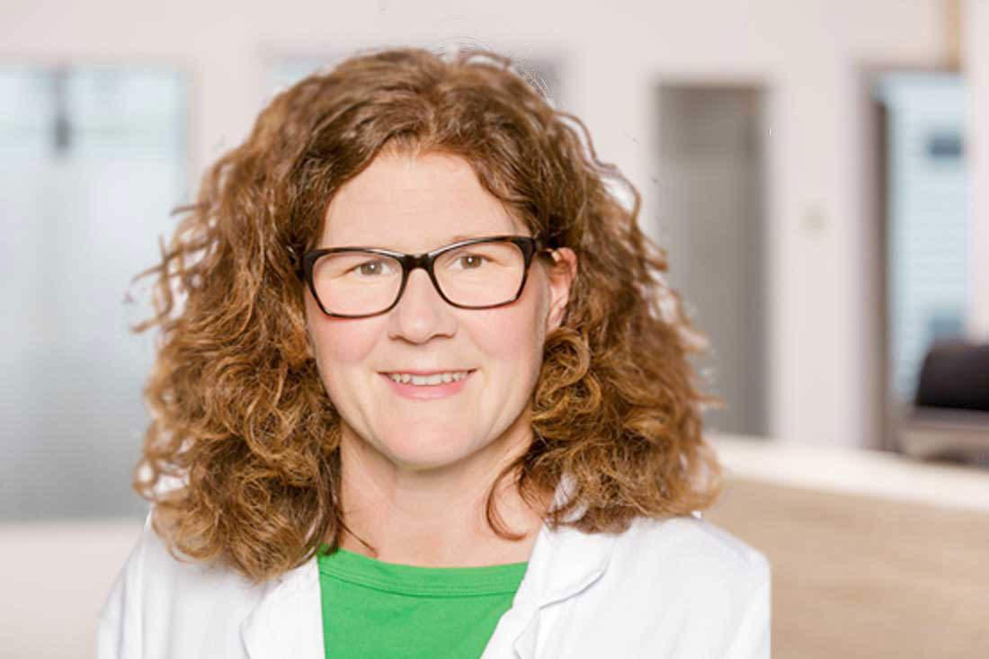 Hausarzt Köln Innenstadt - Dr. Lucia Bachner - Team - Dr. Christiane Schwan